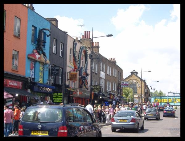 Camden - Image by C.M.Riordan, 2008